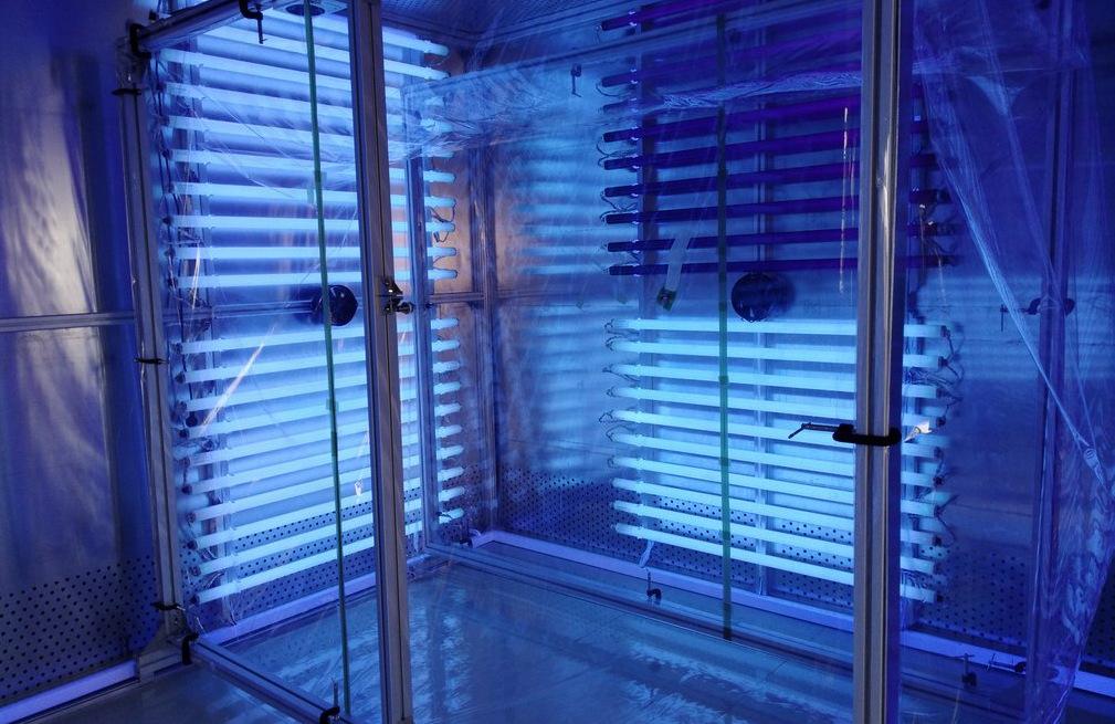 smog chamber IAPC